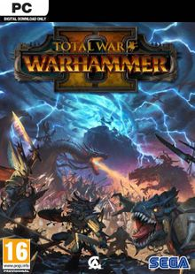 Total War: Warhammer II 2 PC (WW) cheap key to download