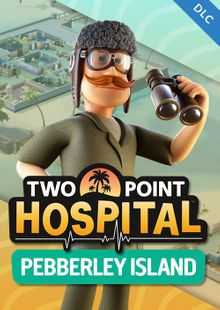 Two Point Hospital PC Pebberley Island DLC billig Schlüssel zum Download