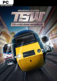 Train Sim World PC + DLCs cheap key to download