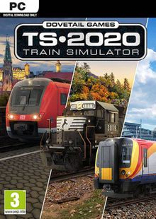 Train Simulator 2020 PC cheap key to download