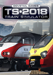 Train Simulator 2018 PC cheap key to download