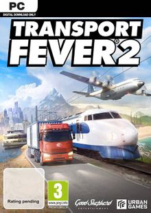 Transport Fever 2 PC billig Schlüssel zum Download