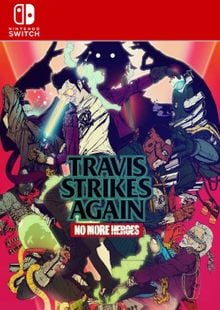 Travis Strikes Again No More Heroes Switch cheap key to download