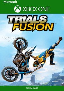 Trials Fusion Xbox One (UK) cheap key to download