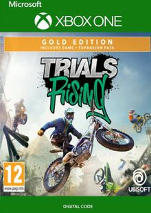Trials Rising - Gold Edition Xbox One (UK) cheap key to download