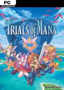 Trials of Mana PC cheap key to download