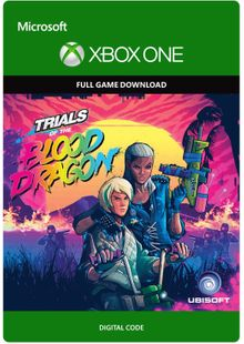 Trials of the Blood Dragon Xbox One cheap key to download