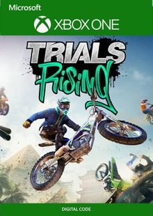 Trials Rising Xbox One (UK) cheap key to download