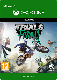 Trials Rising Xbox One cheap key to download