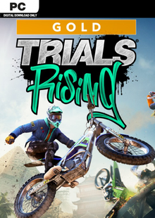 Trials Rising Gold Edition PC cheap key to download