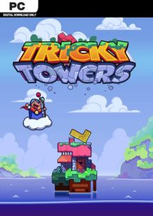 Tricky Towers PC billig Schlüssel zum Download