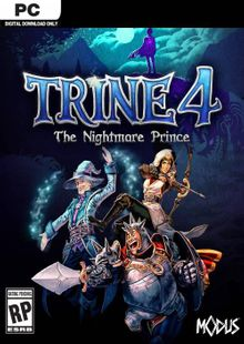 Trine 4: The Nightmare Prince PC billig Schlüssel zum Download