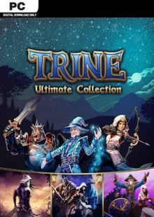 Trine: Ultimate Collection PC cheap key to download