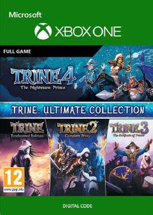 Trine Ultimate Collection Xbox One (UK) cheap key to download