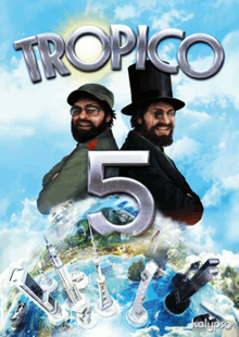 Tropico 5 PC cheap key to download