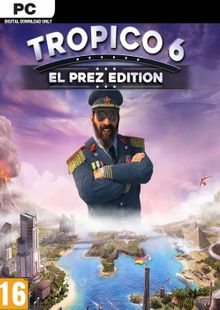 Tropico 6 El Prez Edition PC (AUS/NZ) cheap key to download