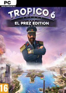 Tropico 6 El Prez Edition PC (AUS/NZ) cheap key to download