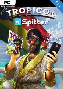 Tropico 6 - Spitter PC - DLC cheap key to download