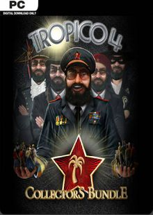 Tropico 4 Collector's Bundle PC cheap key to download