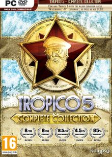 Tropico 5 - Complete Collection PC billig Schlüssel zum Download