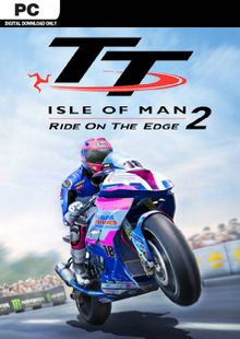 TT Isle of man - Ride on the Edge 2 PC billig Schlüssel zum Download