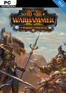 Total War Warhammer II 2 - The Warden and The Paunch PC - DLC (EU) cheap key to download