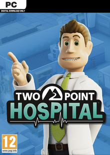 Two Point Hospital PC clé pas cher à télécharger