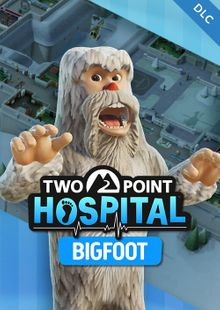 Two Point Hospital PC Bigfoot DLC billig Schlüssel zum Download