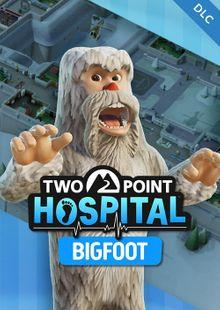 Two Point Hospital PC Bigfoot DLC cheap key to download