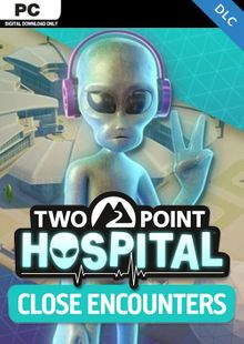 Two Point Hospital - Close Encounters PC (ROW) cheap key to download