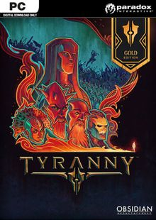 Tyranny Gold Edition PC cheap key to download