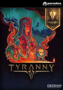 Tyranny - Overlord Edition PC cheap key to download