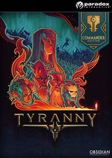 Tyranny Commander Edition PC billig Schlüssel zum Download