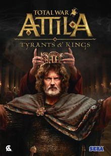 Total War Attila - Tyrants and Kings Edition PC cheap key to download