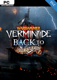 Warhammer Vermintide 2 PC - Back to Ubersreik DLC cheap key to download