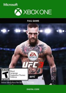 EA Sports UFC 3 Xbox One (UK) cheap key to download
