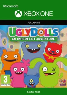 Uglydolls: An Imperfect Adventure Xbox One cheap key to download