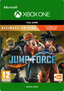 Jump Force Ultimate Edition Xbox One billig Schlüssel zum Download