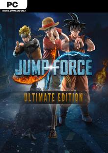 Jump Force Ultimate Edition PC clé pas cher à télécharger
