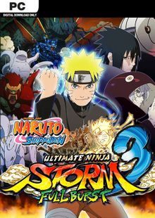 NARUTO SHIPPUDEN Ultimate Ninja STORM 3 - Full Burst HD PC billig Schlüssel zum Download