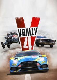 V-Rally 4 PC clave barata para descarga
