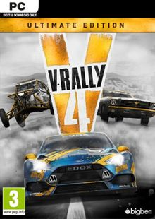 V-Rally 4 Ultimate Edition PC billig Schlüssel zum Download