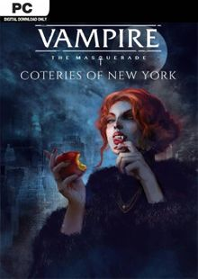 Vampire: The Masquerade - Coteries of New York PC cheap key to download