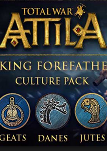 Total War: Attila - Viking Forefathers Culture Pack DLC PC cheap key to download