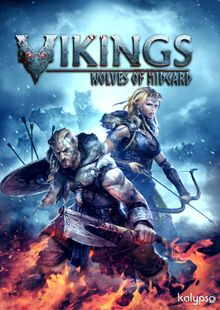 Vikings - Wolves of Midgard PC cheap key to download