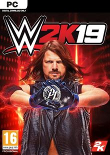WWE 2K19 PC (EU) cheap key to download