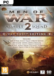 Men of War: Assault Squad 2 War Chest Edition PC cheap key to download