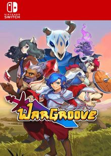 Wargroove Switch (EU) billig Schlüssel zum Download
