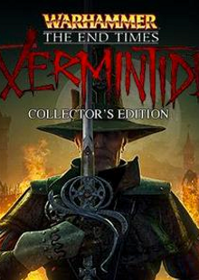 Warhammer: End Times - Vermintide Collectors Edition PC cheap key to download