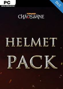 Warhammer Chaosbane PC - Helmet Pack DLC cheap key to download